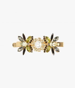 Crystal Bee Hair Slide PS20 by Erdem
