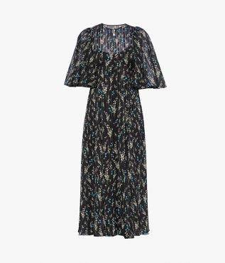 Alcie Dress Willow Ditsy Erdem