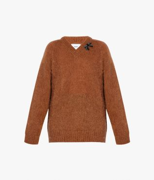 The Annamae Jumper is shaped for a relaxed silhouette and is perfect for between-season dressing.