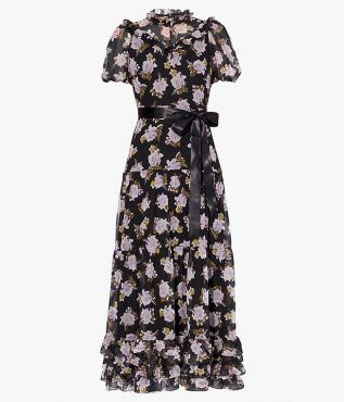 Elinor Dress Erdem AW20