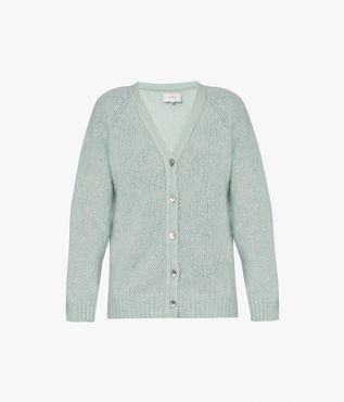 Marcilly cardigan mint