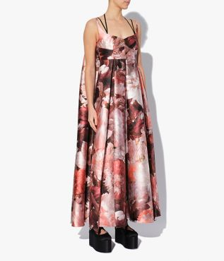 Erdem was inspired by the romanticism of the ballet and the Grace Dress pays homage to the delicate movement of ballerina Margot Fonteyn.