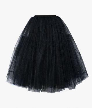 The AW21 collection pays homage to the ballet, and no piece captures this theme more successfully than the Rachel Skirt.