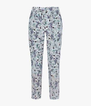 Gianna Trousers Meadow Park Teal