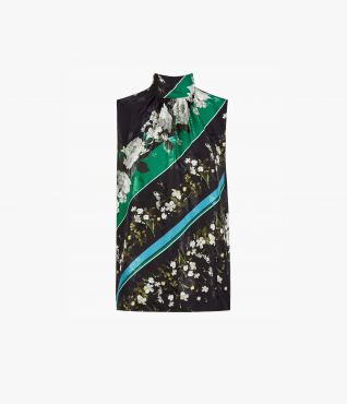 Koren Top Daffodil Ditsy by Erdem