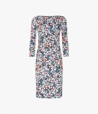 Reese Dress Meadow Park Erdem