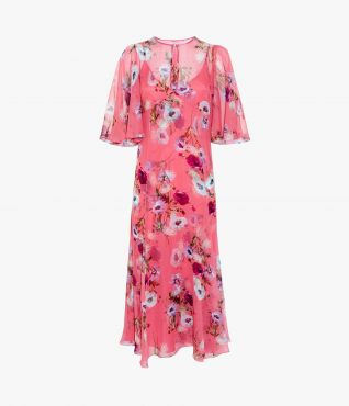 Alcie Dress Ellerdale Poppy Erdem