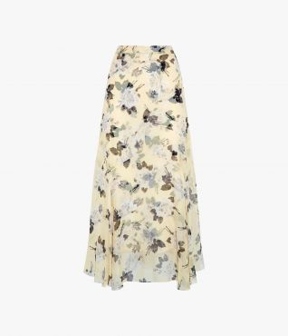 Shea Skirt Rosemont Wallpaper Erdem