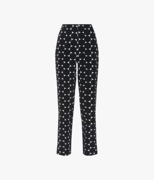 Pansy Trousers Linfield Dot Erdem