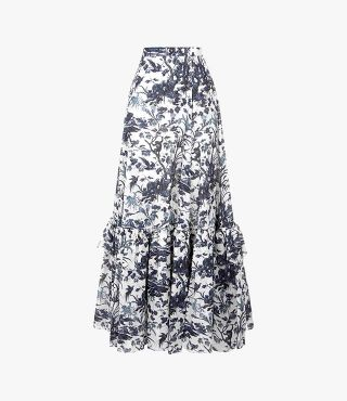 Althea Skirt Frida Toile de Jouy by Erdem