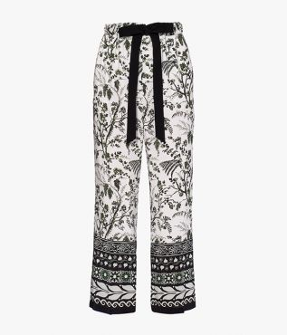 Balancing style and comfort, the Horace Trousers take their cues from traditional pyjama silhouettes.