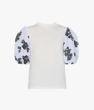 Theodora T-Shirt Cotton Fil Coupe