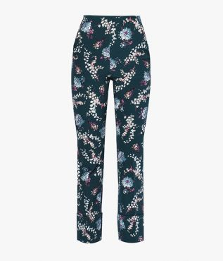 Warner Trousers Sowerby Ditsy Cady