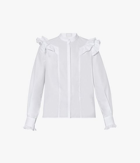 The Victorian Shirt from Erdem takes its style cues from traditional silhouettes.