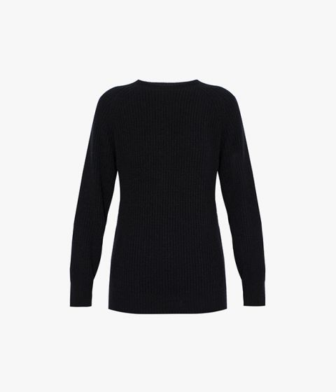 Vincent Jumper Cashmere Black