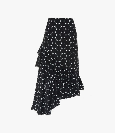 Erdem Antoinette Skirt Linfield Dot