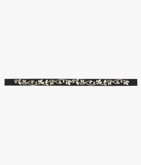 A statement belt offers the perfect punctuation to understated dresses.