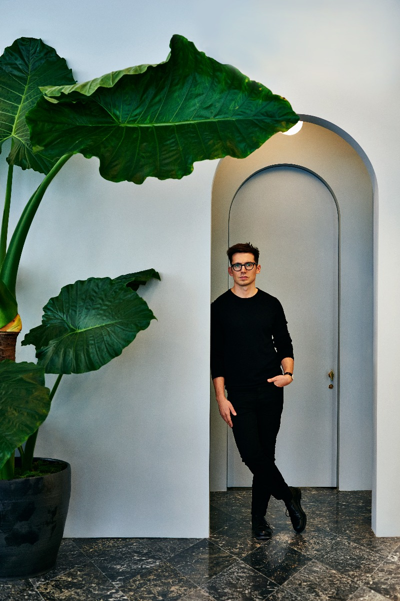 Erdem at Flagship Mayfair Store