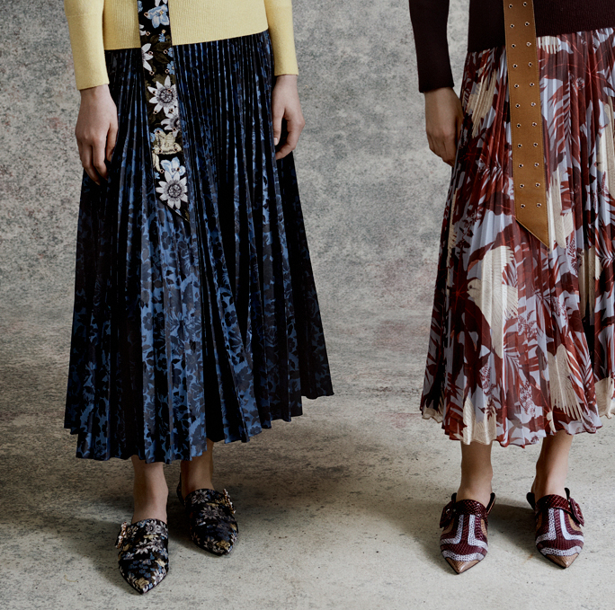 Erdem Pre Spring Collections 2018